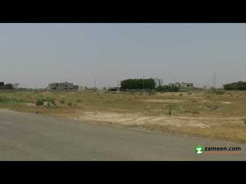 EXCELLENT LOCATION PLOT FOR SALE IN BLOCK K, DHA PHASE 6, LAHORE