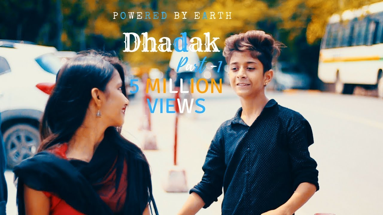 Dhadak - Title Track | Dhadak | Choreography By Rahul Aryan | True Love Story | Dance Short Film..