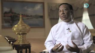 Interview with i-Profile: U Htay Aung, Minister of Hotels & Tourism of Myanmar