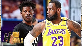Los Angeles Lakers Vs Miami Heat Full Game 6 Highlights October 11 2020 Nba Finals Youtube