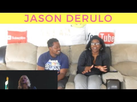 Jason Derulo - If I'm Lucky Part 1 (Official Music Video)|| COUPLES REACTIONS
