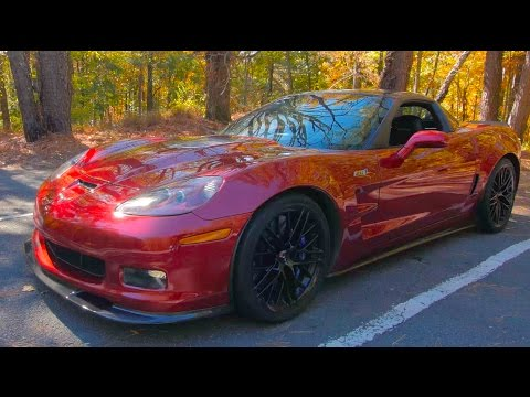 SAVAGE ZR1 Review!- The Best Corvette Ever Made?