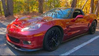 2019 zr1 review