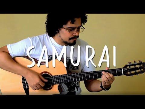Djavan SAMURAI (Fingerstyle Violão Solo) MPB #07