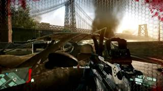 Gameplay Crysis 2 PC HD (no spoil)