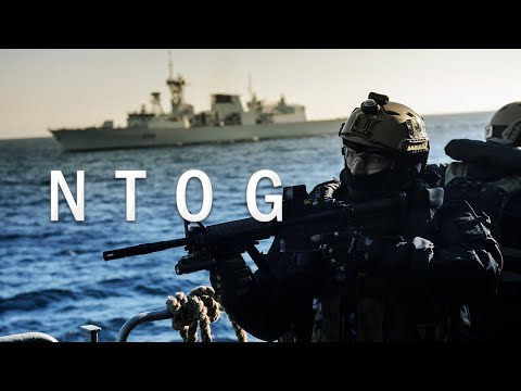 NAVAL TACTICAL OPERATIONS GROUP  ROYAL CANADIAN NAVY