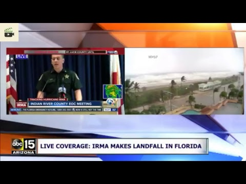 HURRICANE IRMA: More than 1 million without power as storm