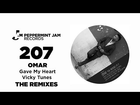 Omar feat. Leon Ware - Gave My Heart (Dj Jazzy Jeff Remix)