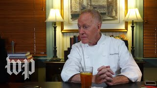 Watch as a chef hears his fate from Michelin