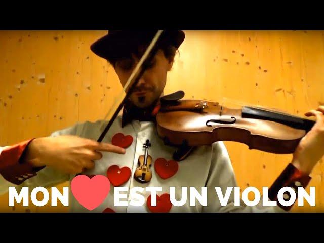 Duos pour un Violon - Mon Cœur est un Violon (Laparcerie/Richepin)