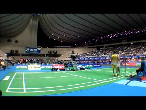 Chong Wei LEE(MAS) VS Anand PAWAR(IND)