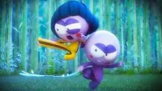 KongKong'un Düşlerinde | Spookiz | Çocuklar İçin Çizgi Filmler