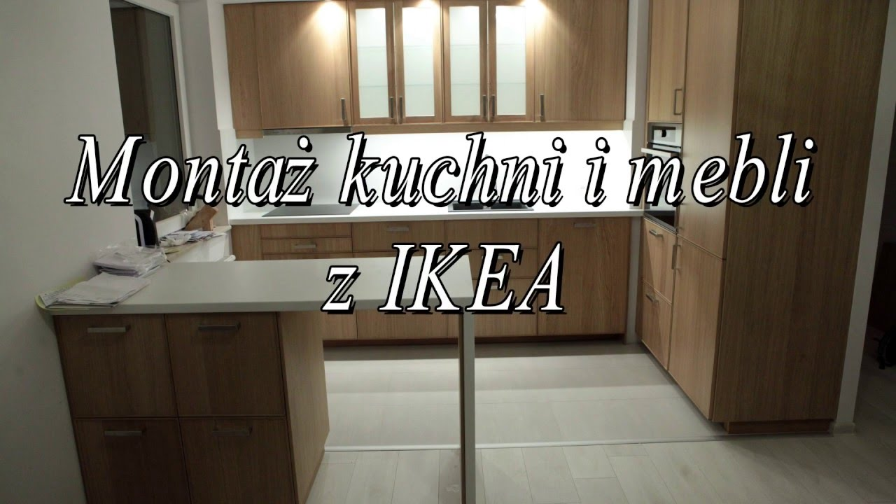 Montaz Mebli Z Ikea Youtube
