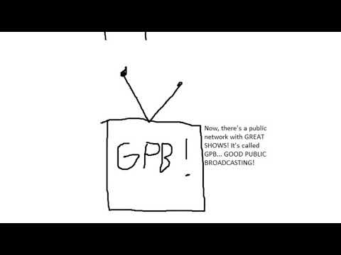 GPB: Good public broadcasting