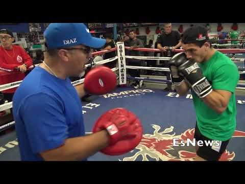 Marcelino Lopez Looking For Another Knock Out EsNews Boxing