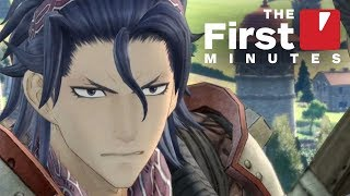 The First 20 Minutes of Valkyria Chronicles 4
