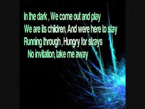 crystal castles - vanished ( lyrics )