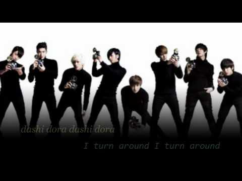 Super Junior- Andante~ (Lyrics/Trans)