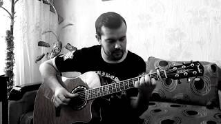 Катюша на гитаре (Fingerstyle Guitar Cover)