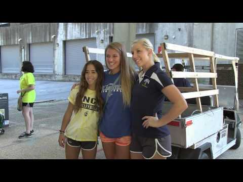 UNCG Move-In Day 2013