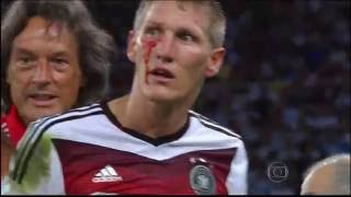 Alemanha x Argentina 13 07 2014 Segundo Tempo da Prorrogação + Premiação 720p HDTV