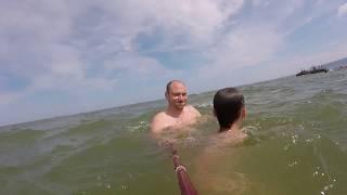 Каспийское море 2018