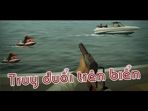 Game truy đuổi trên biển - Video hướng dẫn chơi game 24h