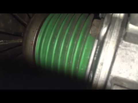Hydraulic clutch on TR6060 Dodge Challenger in Valiant
