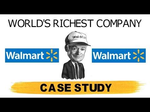 दुनिया की सबसे अमीर कंपनी की CASE STUDY - 5 LESSONS FROM WALMART