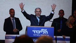 Benjamin Netanyahu is Re-elected in Israel Defeating Isaac Herzog