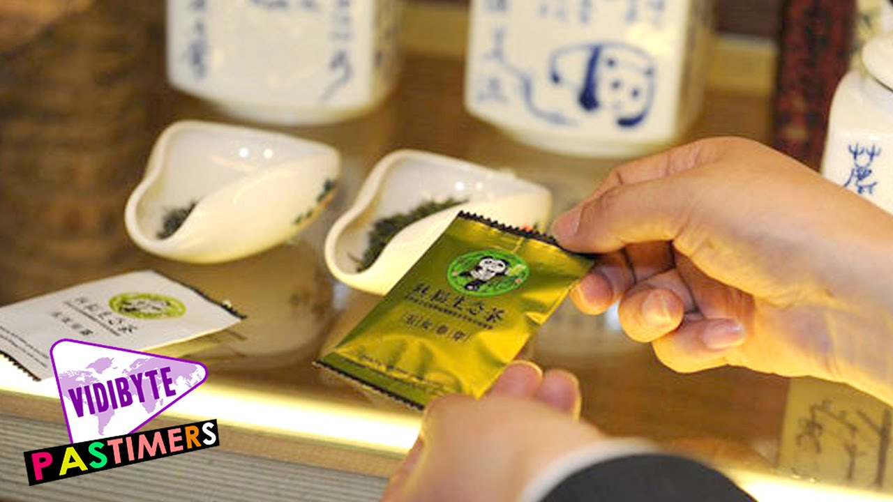 The most expensive tea in the world 80