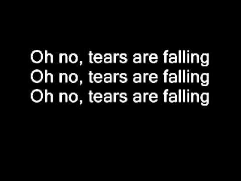 Kiss - Tears Are Falling (Lyrics)