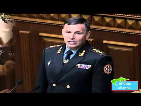 Ukraine's new defence minister promises Crimea victory
