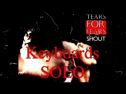 Shout - Keyboards Solo (Tears For Fears Keyboard Cover) with GSi VB3 and Roland JV-1080