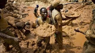सोने की खानों की अनूठी दुनिया  Gold Mines   The Gold Miners Mining and processing Gold ore