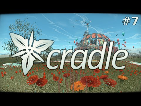 Cradle (Ep. 7 - More Reading, and the Synchronizer)
