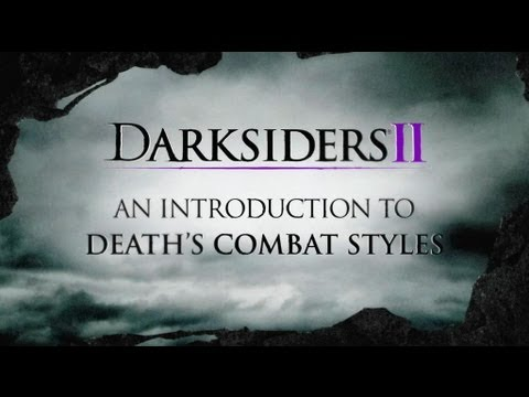 Darksiders II: Dealing Death - Official HD