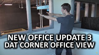 New Office Vlog 3 - More Progress And New Gear!