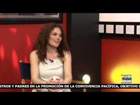 Delia García nos platica de sus proyectos y su participación en la Isla