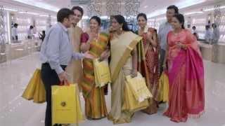 The Chennai Silks and Sree Kumaran Thanga Maligai - Poruthamaana Jodi