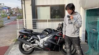 スズキの最高峰「GSX1300R-HAYABUSA」参考動画:隼(ハヤブサ)メーカーがバイクの最高速度を口にしてはいけない時代の不思議