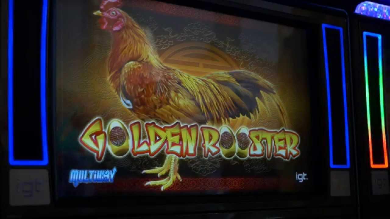 Golden Rooster Slot Machine