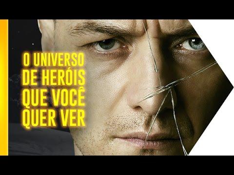 O universo de heróis mais empolgante da atualidade | OmeleTV