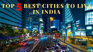 Top 5 Best Cities To live & Work in India | 2020 | UpIndia