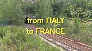 TGV Italy France Driver's eye view PREVIEW