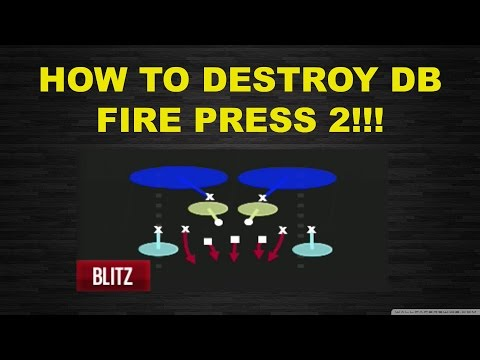 HOW TO BEAT DOLLAR 3-2-6 (DB FIRE PRESS 2) IN MADDEN 17!!!