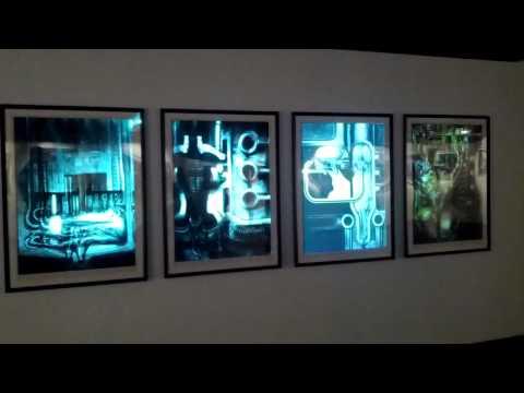 Картины Гигера