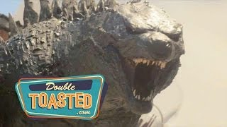Godzilla (2014) - Double Toasted Video Review