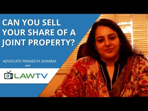 Indian Kanoon - Can you sell your share of a joint property - LawRato