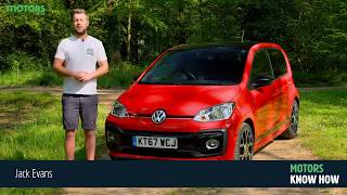 Motors.co.uk - Volkswagen Up! GTI Review